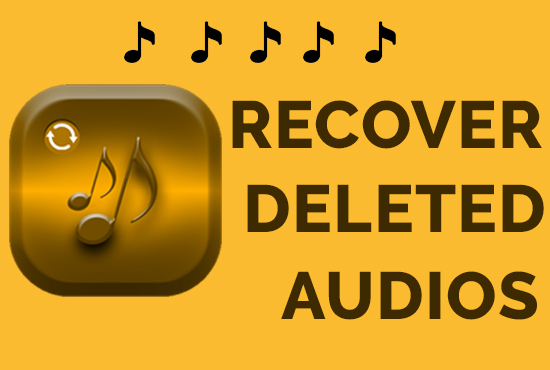 Deleted Audio Recovery App