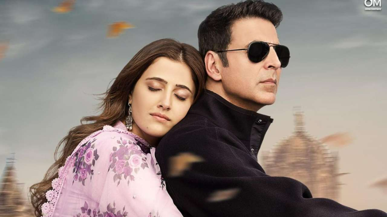 New Update: And the pain continues Akshay Kumar-Nupur Sanon tease first look of Filhaal 2 - Mohabbat