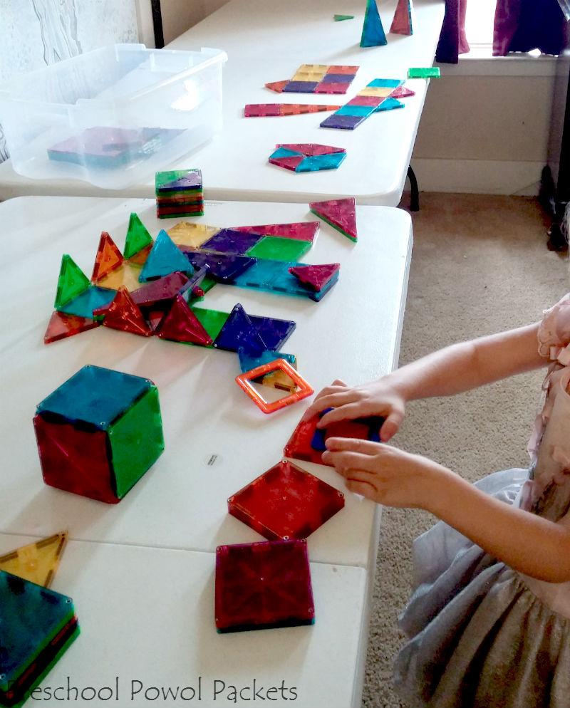 Stem Art Daycare Preschool: Preschool STEM Camp Day 2: Reactions, Light, Shadows