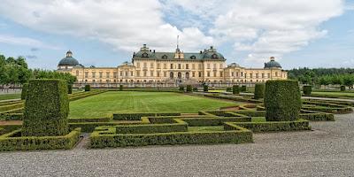 Gambar Taman Gaya Eropa