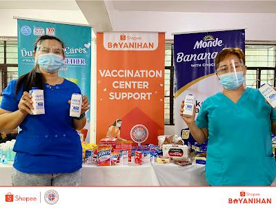 Shopee Vaccination