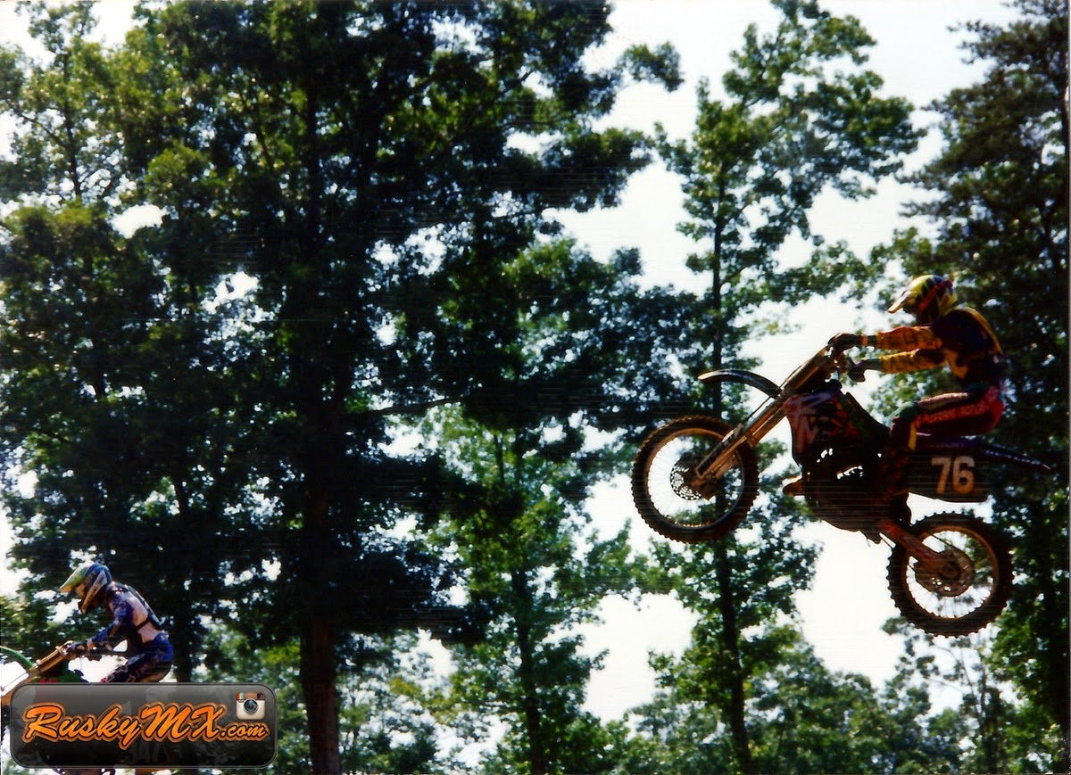 Ty Wallace Budds Creek 1995
