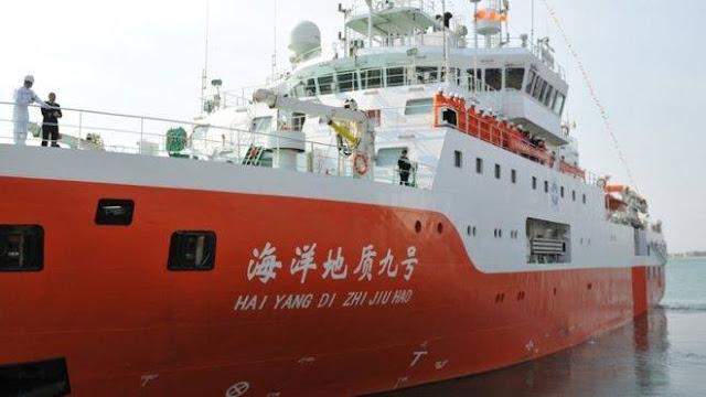 Mỹ yêu cầu Trung Quốc ngừng 'khiêu khích' ở Biển Đông