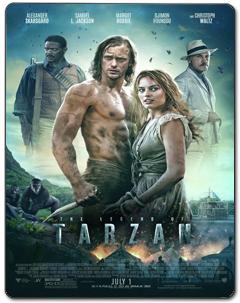 A Lenda de Tarzan Torrent (2016) – BluRay Ultra HD Dublado 5.1 Download