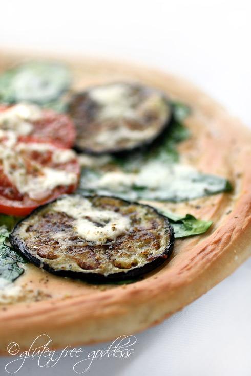 Gluten-Free Goddess® Recipes: The Best Gluten-Free Pizza Crust ...