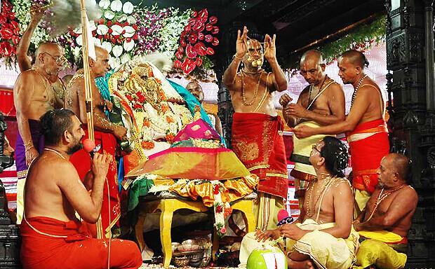 భద్రాచలలో సీతారాముల కళ్యాణం