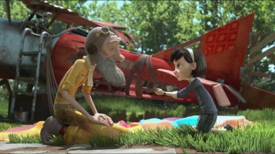 The Little Prince (2015 /Movie) - International Trailer 2 - Screenshot