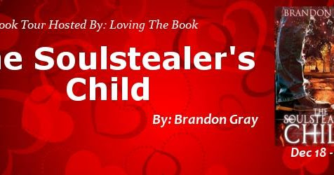 Book Tour: The Soulstealer's Child