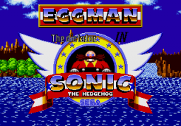 Eggman the Dictator in Sonic the Hedgehog Featured Review