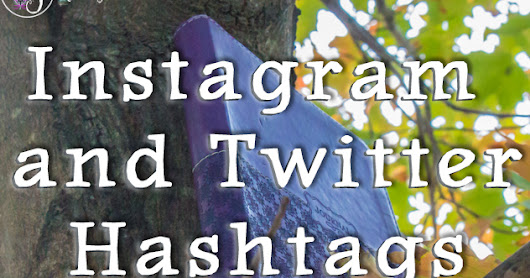 Book Marketing: Finding the Right Hashtags for Instagram & Twitter