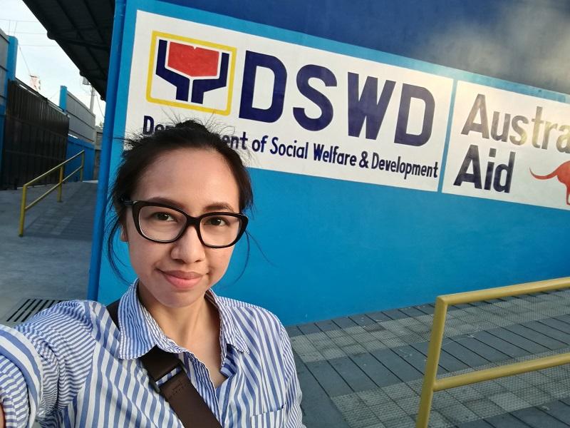 Volunteer at DSWD