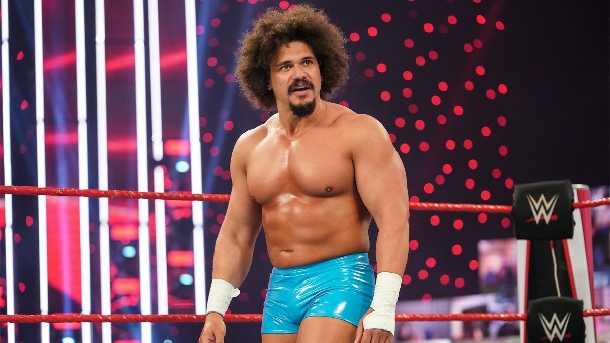 Carlito revela o porquê voltou para a WWE