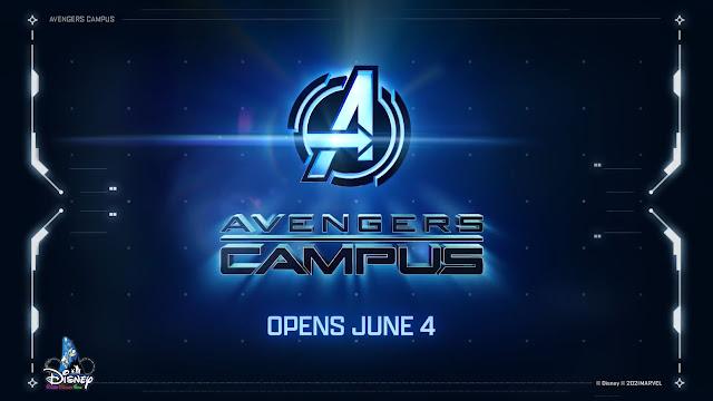 迪士尼加洲冒險樂園, , Marvel, Avengers-Campus-Disney-California-Adventure-park-open-on-June-4-2021
