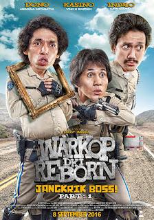 Download Warkop DKI Reborn: Jangkrik Boss! Part 1 (2016) Full Movie 360p, 480p, 720p, 1080p