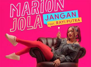 """Bersama Musisi Ternama, Marion Jola Rilis Single Perdana """"Jangan"""""""