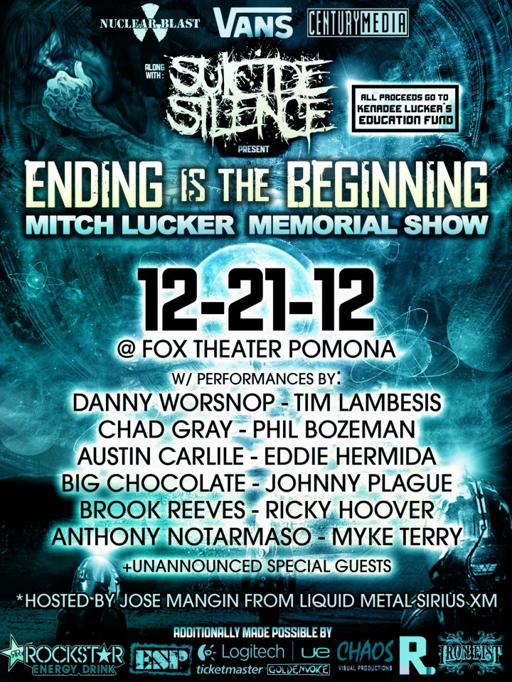 Horns Up Rocks: 12/16/12 - 12/23/12
