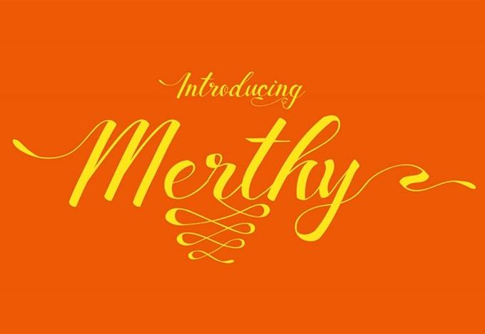 Font Edisi Januari 2017 - MERTHY
