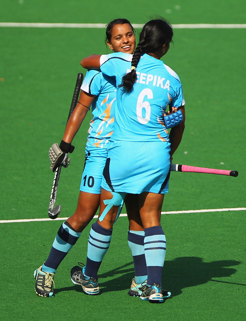Saba Anjum (Hockey) - Arjuna Award