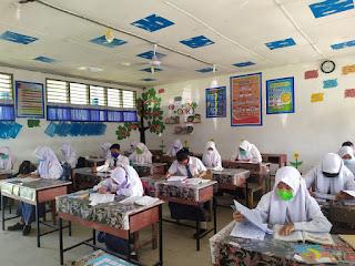 Pemkab Batu Bara Laksanakan Kembali Kombinasi Pembelajaran Tatap Muka