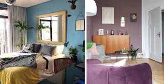 Αυτά είναι τα απόλυτα χρώματα για να βάψετε τους τοίχους του σπίτι σας