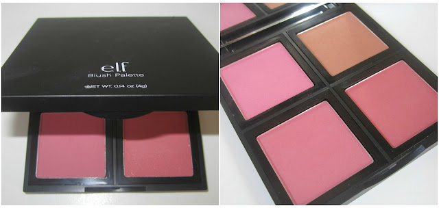 e.l.f. Blush Palette in 'Light'