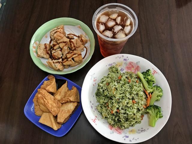 巧果蔬食餐坊(素食)~新北投素食、北投社三層崎公園