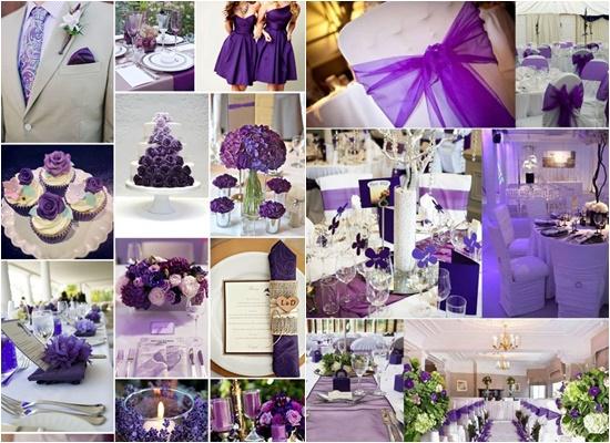 Cor do ano: Ultra Violet em Casamento