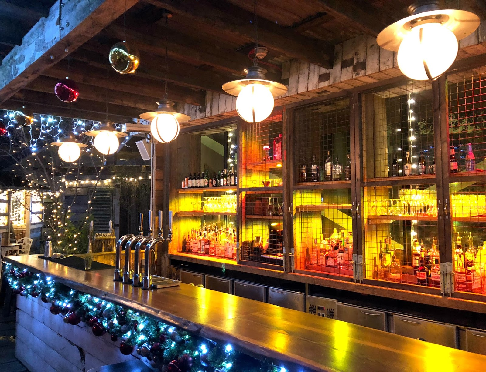 Christmas at the Botanist Newcastle