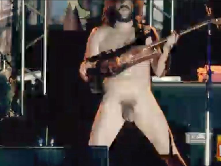That Women in rock bands nude variant