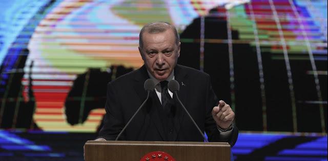 Ερντογάν: Θα τους νικήσουμε όλους