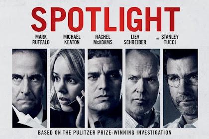 Spotlight (2015) Sinopsis, Informasi