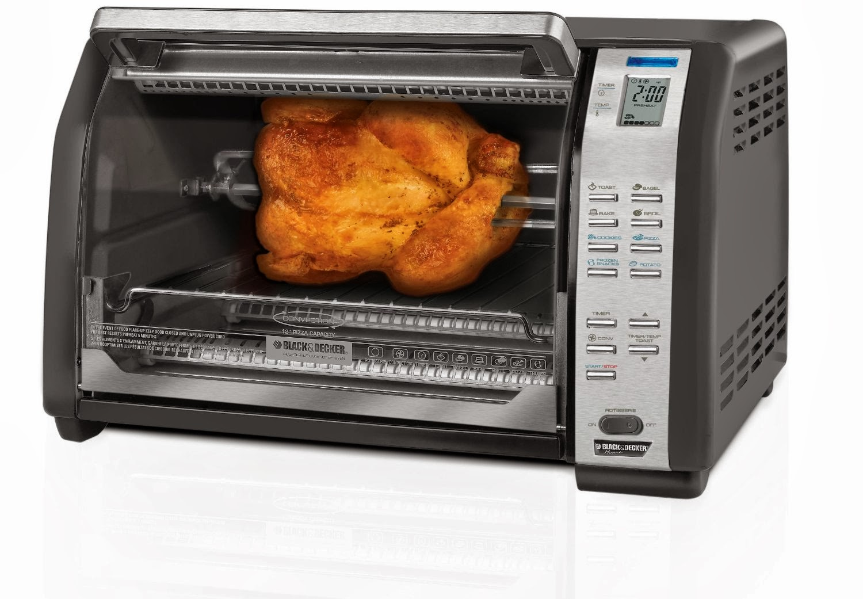 Kitchen Small Appliance Reviews Black Amp Decker Cto7100b
