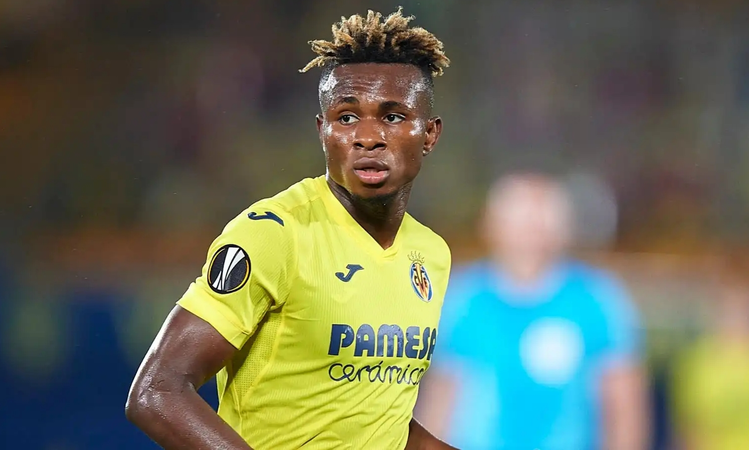 Samuel Chukwueze linked with move to six English clubs including Liverpool.