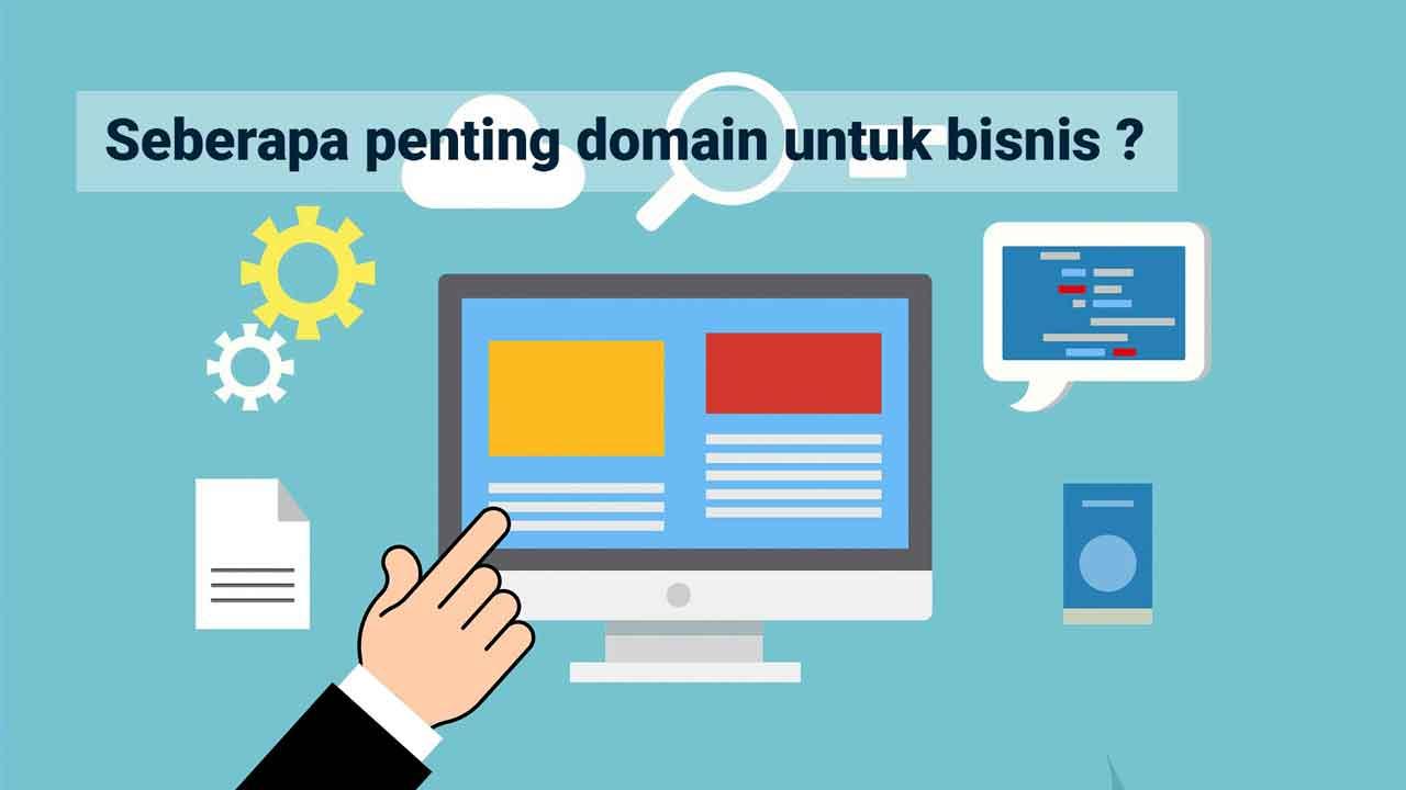domain untuk bisnis