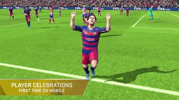 FIFA 16 Soccer (MOD, Money/Premium)
