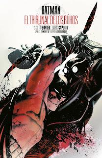 Batman: El Tribunal de los Búhos. Ed. Deluxe