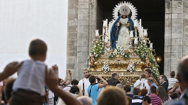 El Amor Hermoso de Cádiz tampoco saldrá en procesión el 15 de agosto