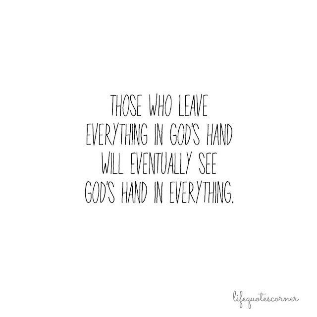 inspirational quotes, life quotes, trust in God,