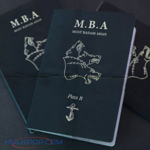 MBA (Most Badass Asian) – Pass It (Prod. By Neal) – Single