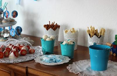 Ideen Essen Deko Kinderparty