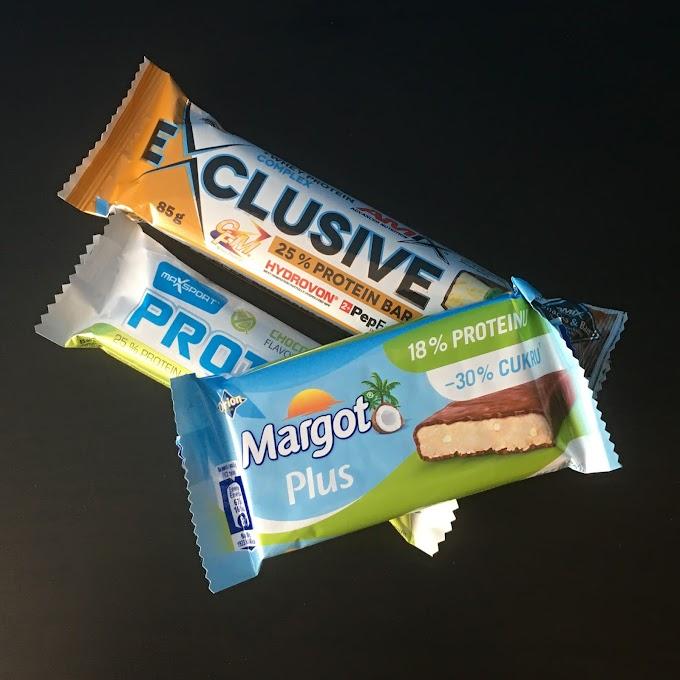 Souboj (kokosových) proteinových tyčinek. Která je nejlepší?