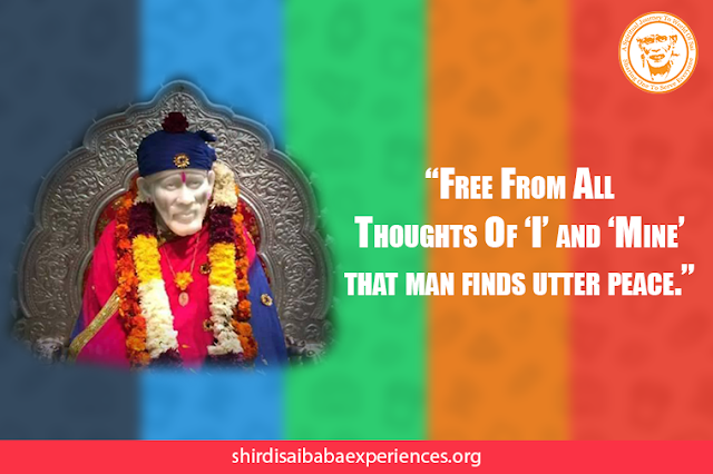 Shirdi Sai Baba Blessings - Experiences Part 2823