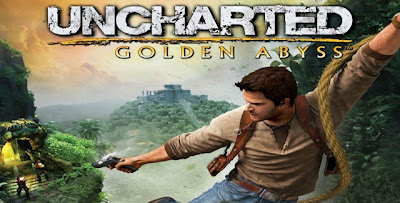 uncharted golden abyss vita