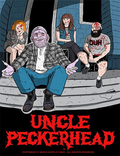 pelicula Uncle Peckerhead (2020)
