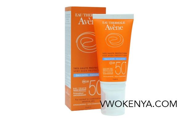 Kem chống nắng Avène Very High Protection Cream SPF 50+ Fragrance Free