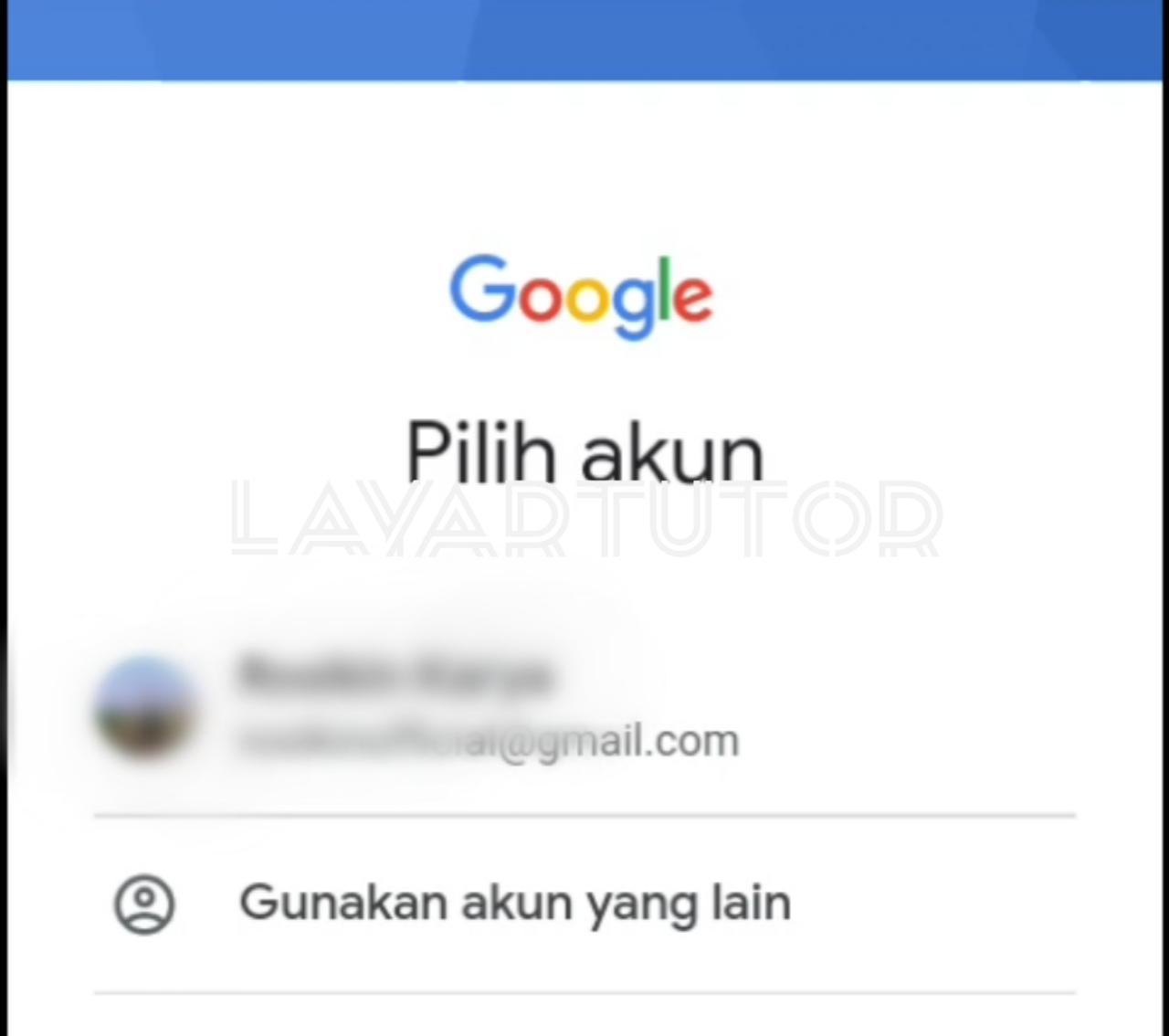 Cara menemukan email lama, alamat email saya lupa.