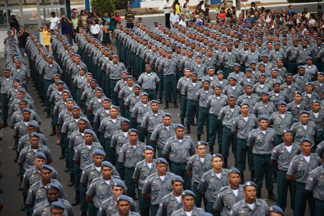 Concurso público para policiais e bombeiros no Maranhão será feito ainda neste ano