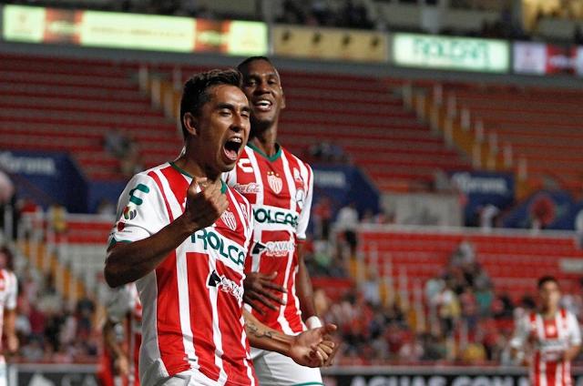 Necaxa ganó 1-0 a Tijuana