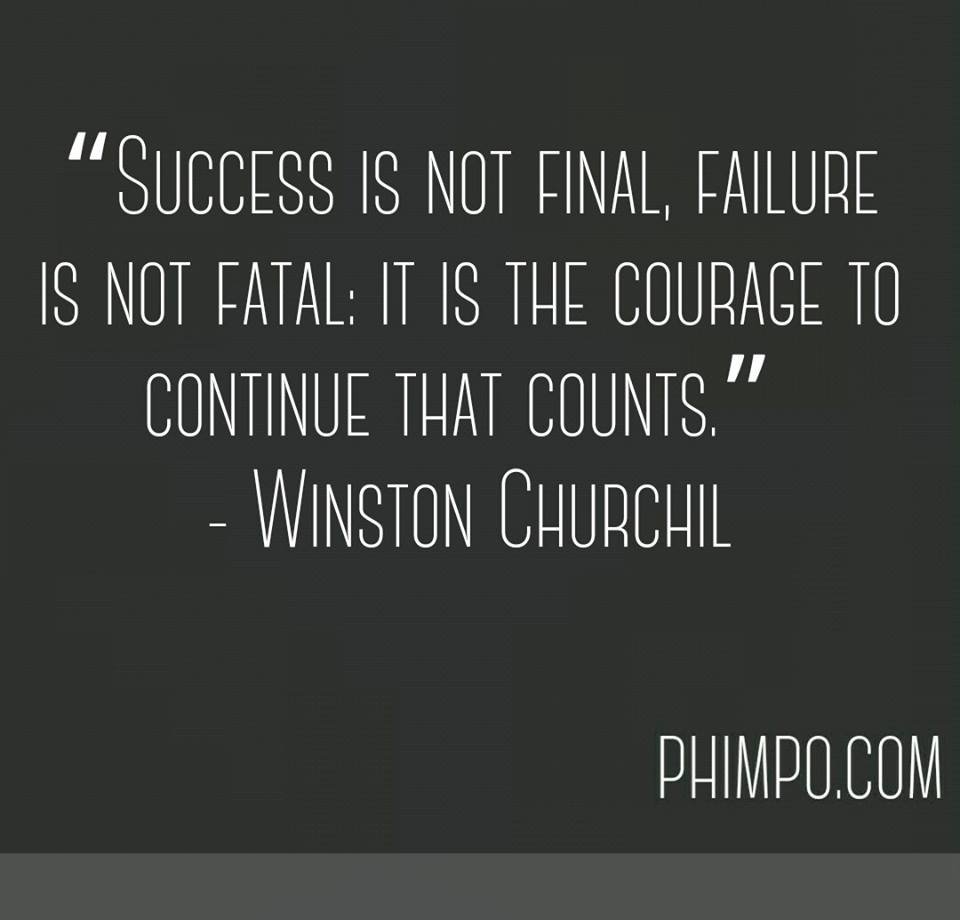 Kata Bijak Tentang Kegagalan Dan Kesuksesan Dari Para Tokoh Dunia