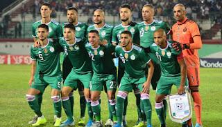 حكام مبارتي : الجزائر – زامبيا /  بتسوانا – الجزائر
